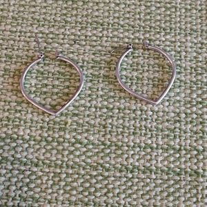 Lucky Brand Silver Earrings